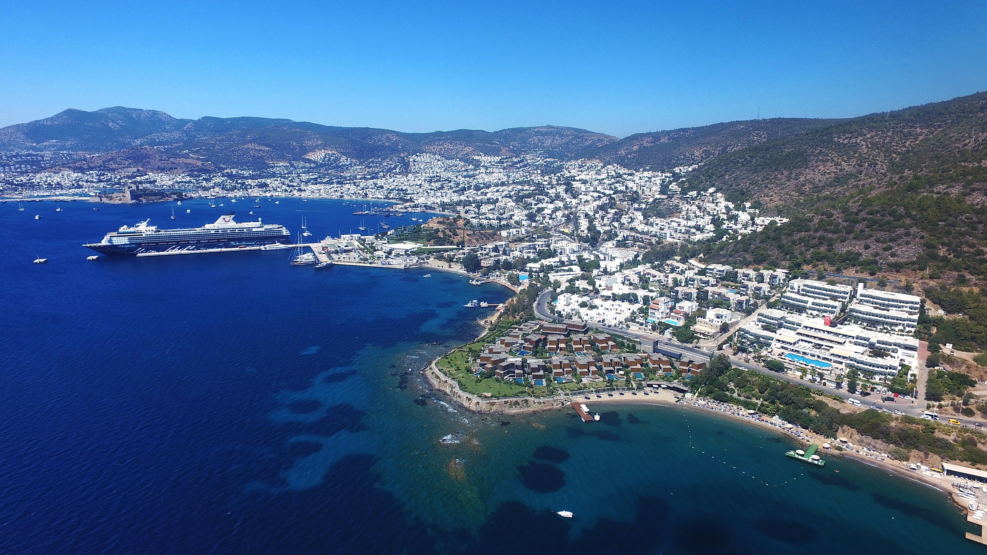 Бодрум фото города и пляжей