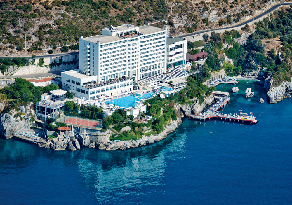 Korumar Hotel De Luxe Beach